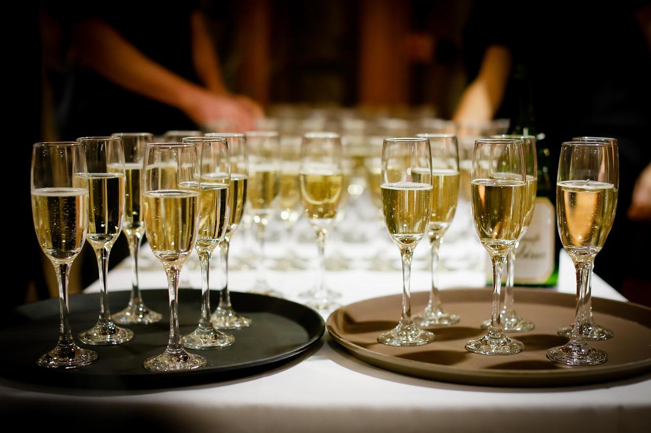 шампанское пиксабей