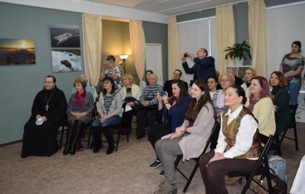 В числе первых гостей Центра межнационального сотрудничества
