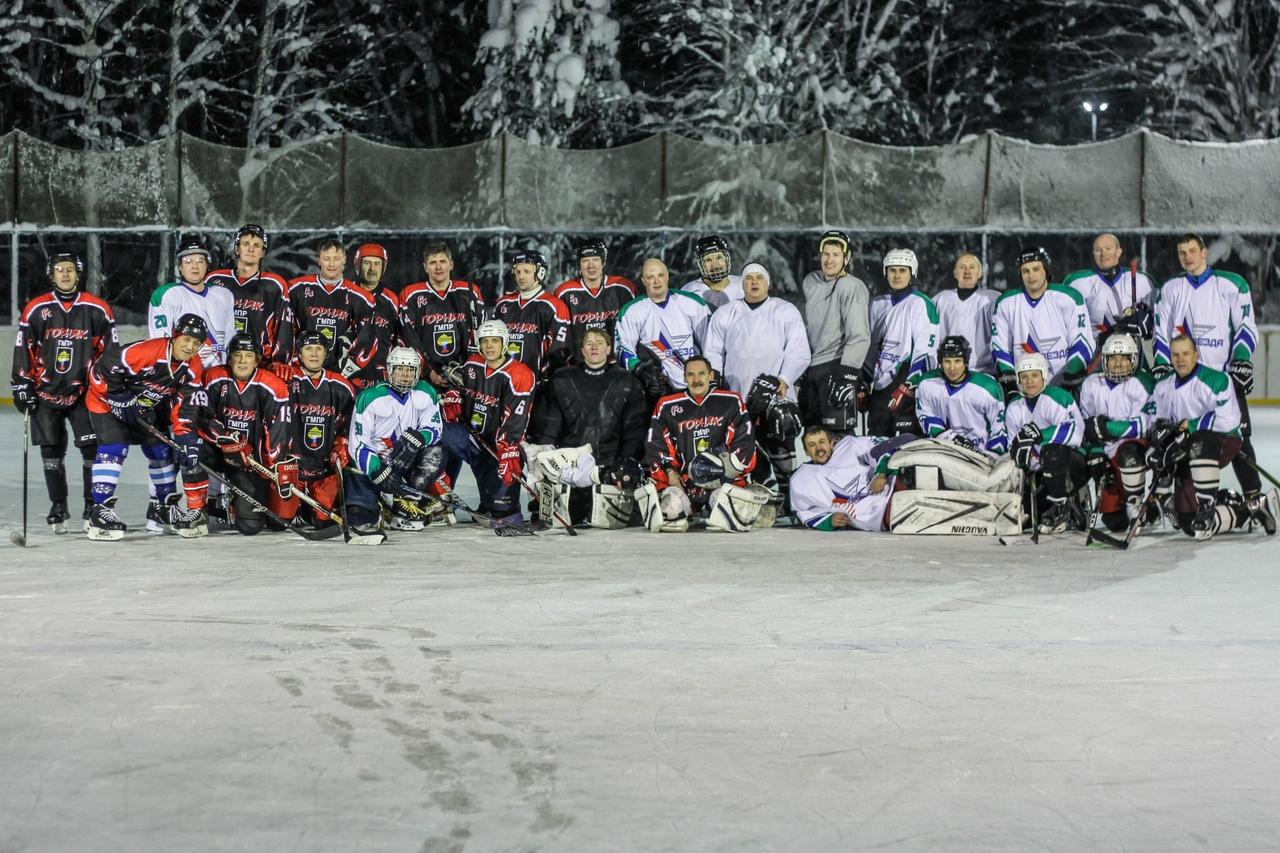 хоккей команды звезда горняк