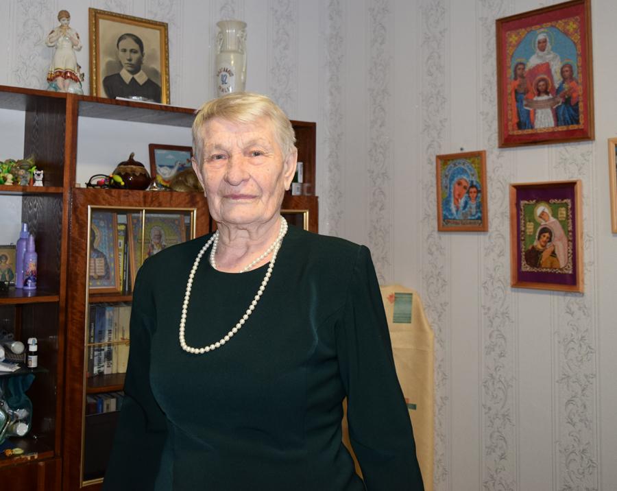 Надежда Булгакова