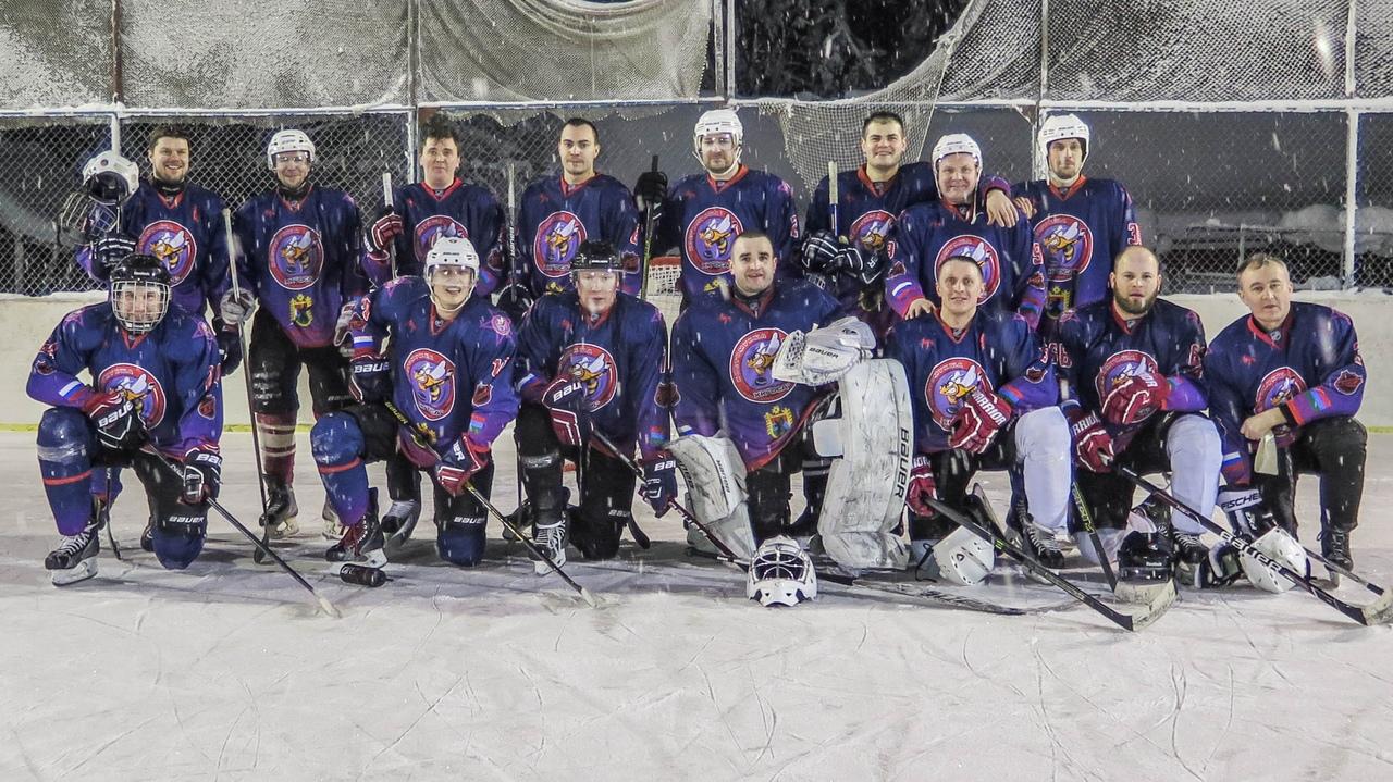 ОСА хоккей