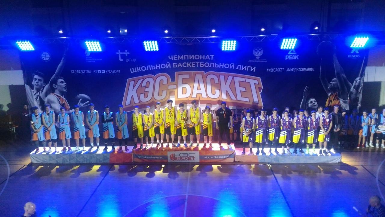 баскетбол из группы в Движении