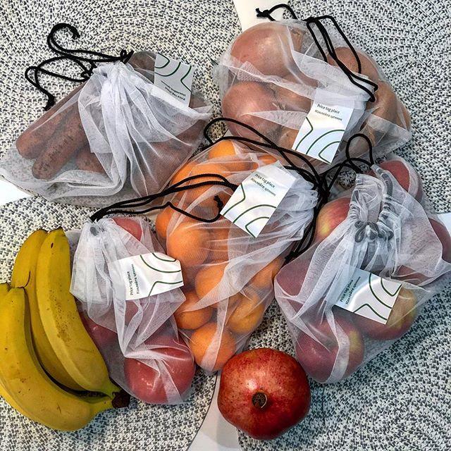экомешки для овощей и фруктов
