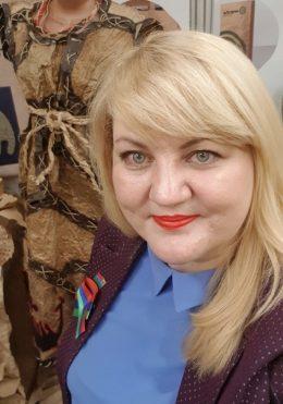 Оксана Шаманская