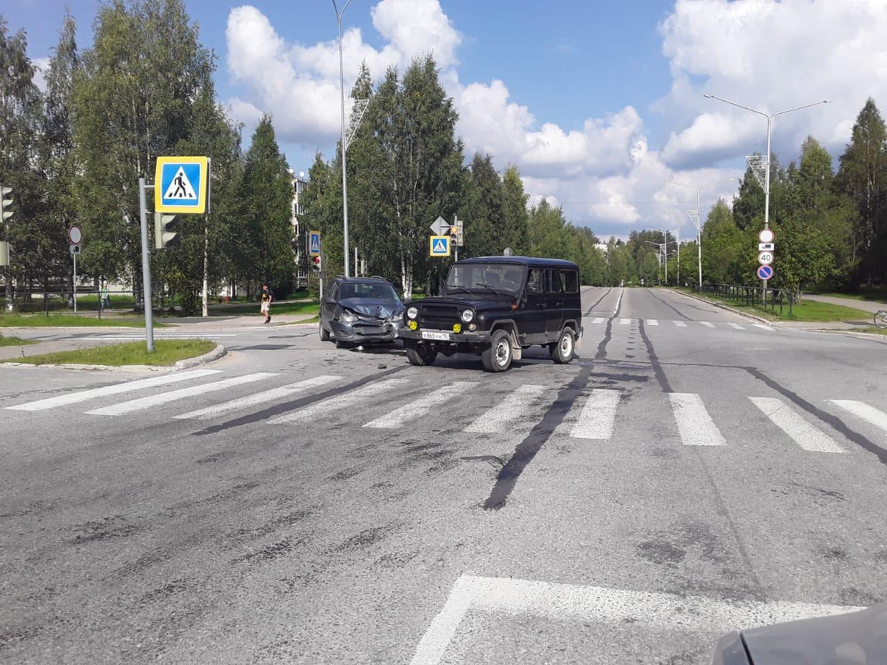 авария на Парковой