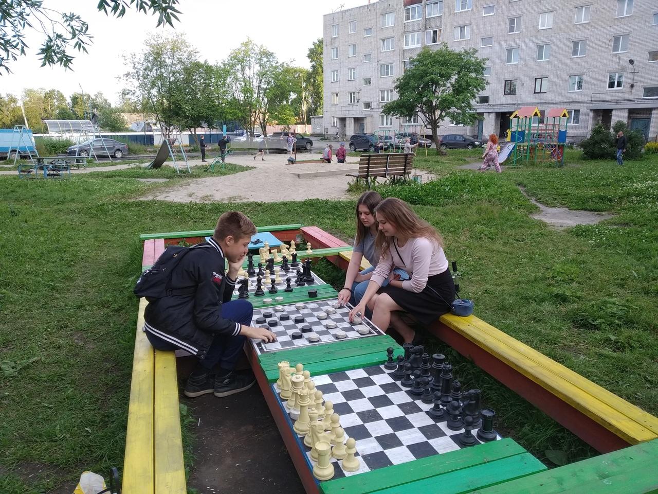 Беломорск двор фото Татьяна Каньшиева