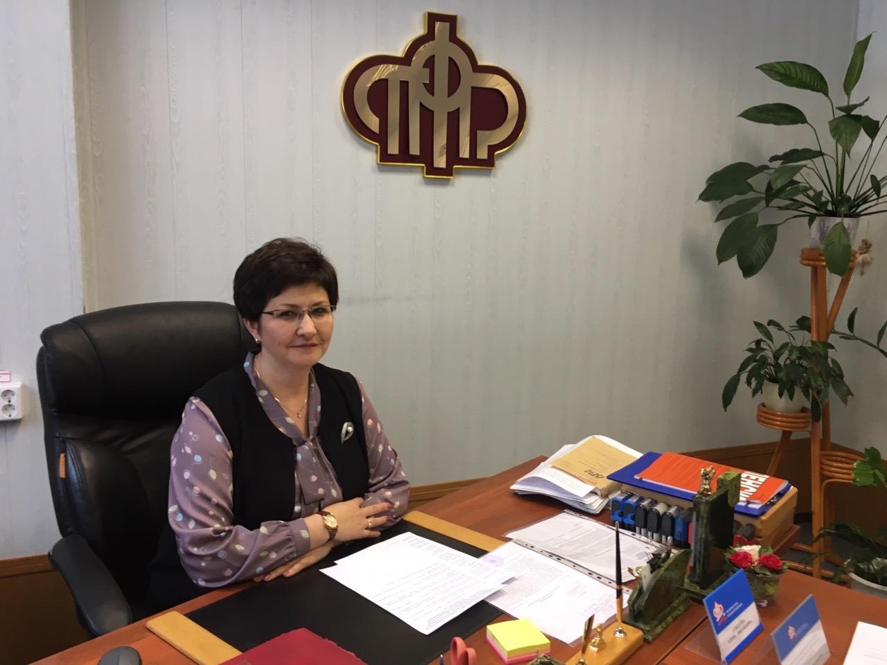 Пенсионный фонд юлия ермакова
