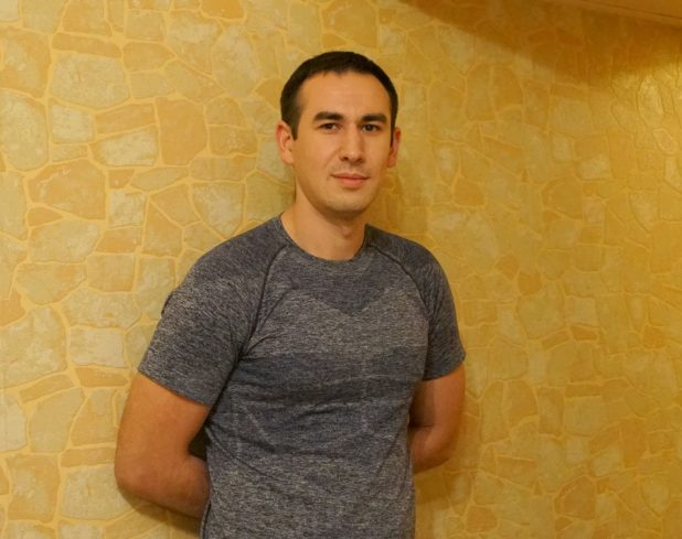 Алим Мукаев
