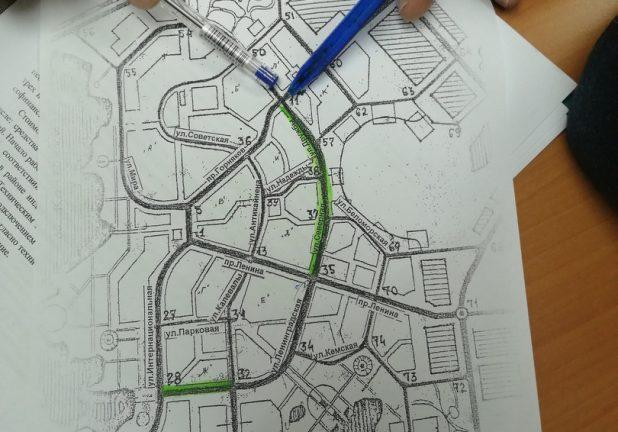 проект новой магистрали