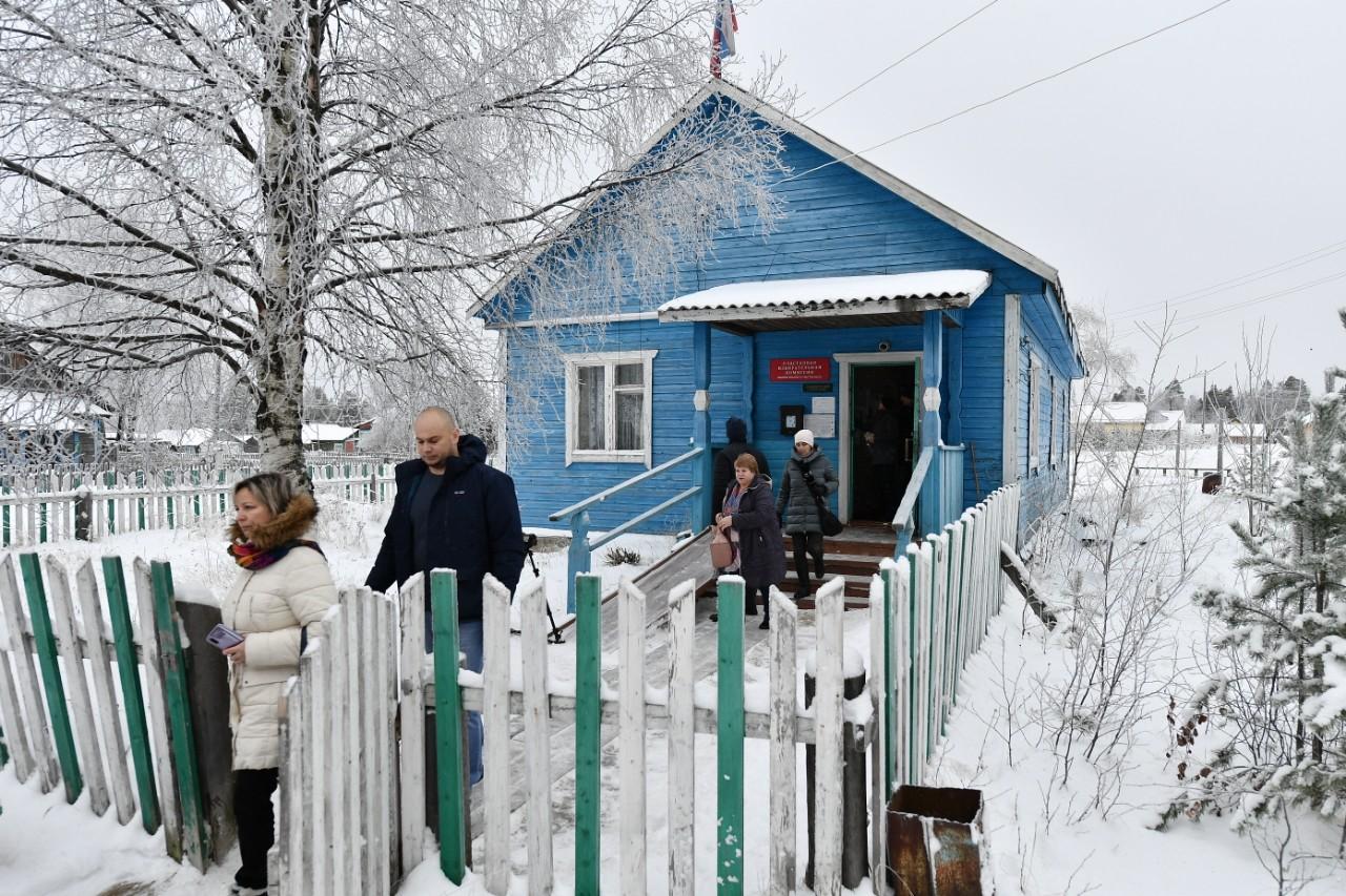 луусалми, фото страницы Артура Парфенчикова
