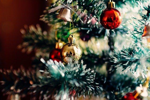 елка новый год пиксабей