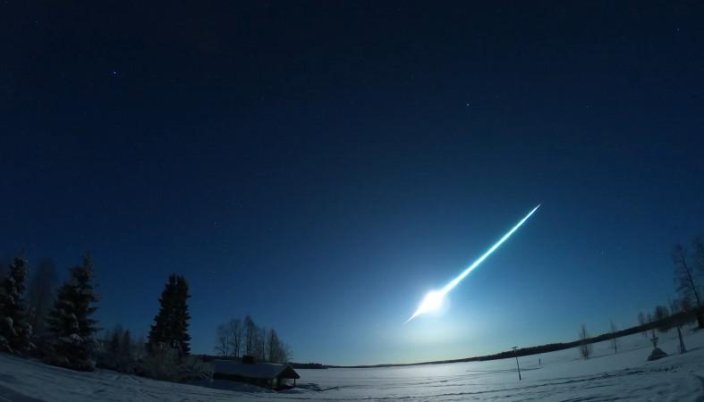 метеорит Куусамо