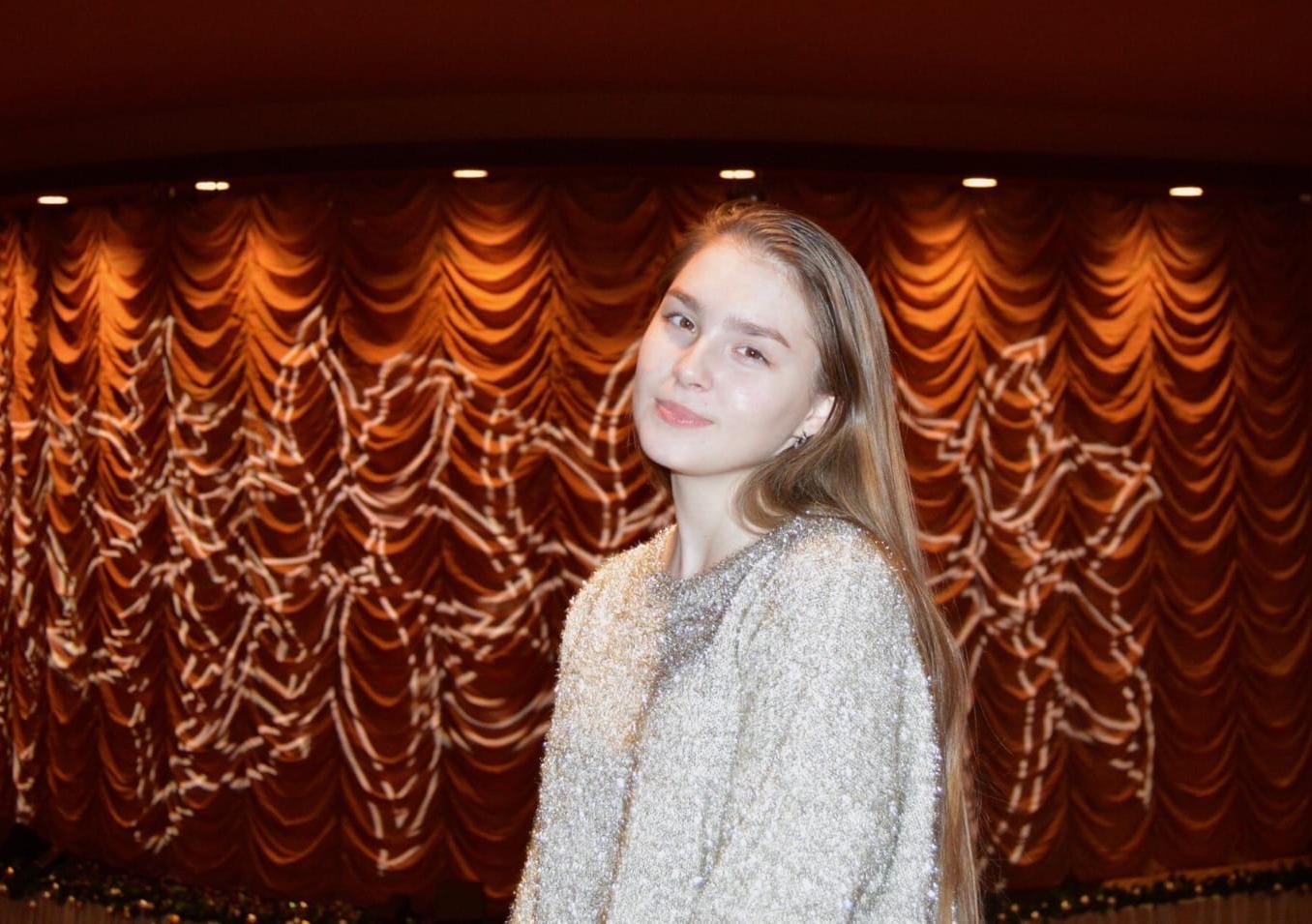 Дарья Чижова