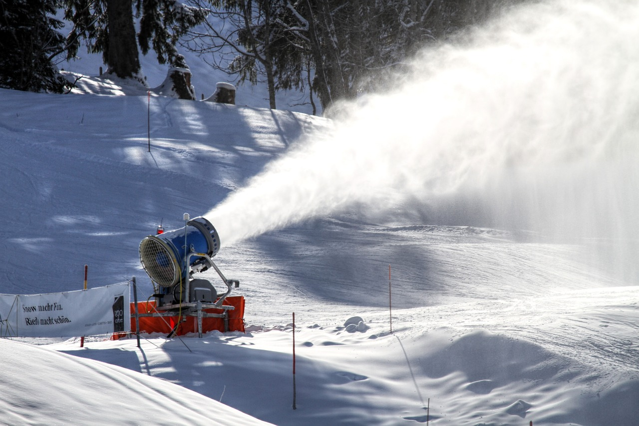 снег Пиксабей