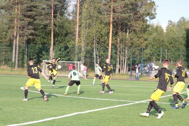 футбол стадион