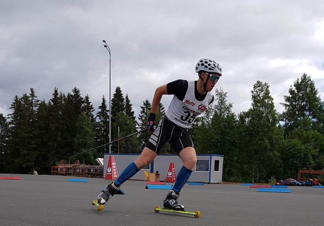 """Фото: группа ВКонтакте """"Федерация лыжных гонок Республики Карелии"""""""