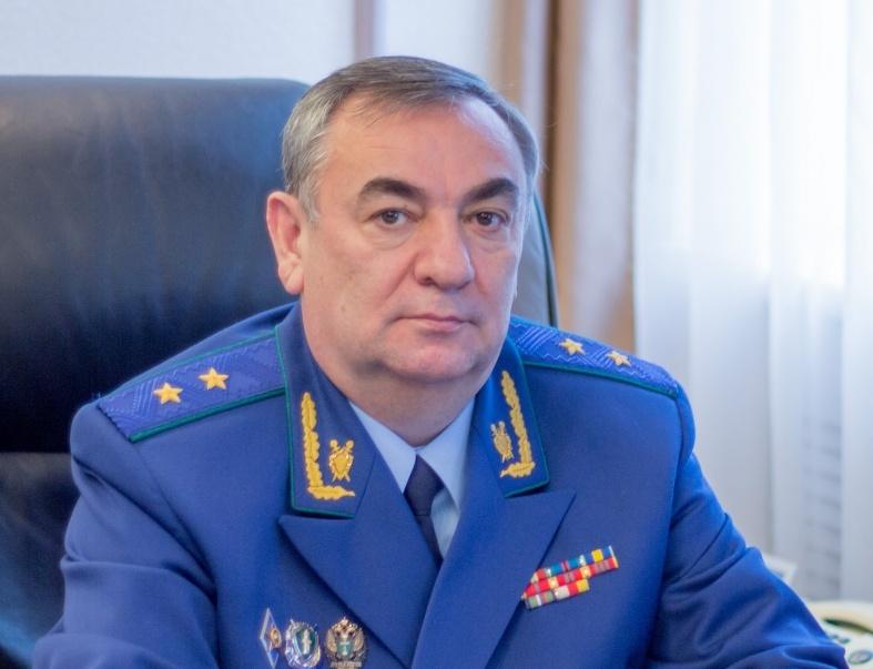прокурор РК Карен Габриелян