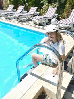 маргарита бассейн лежак