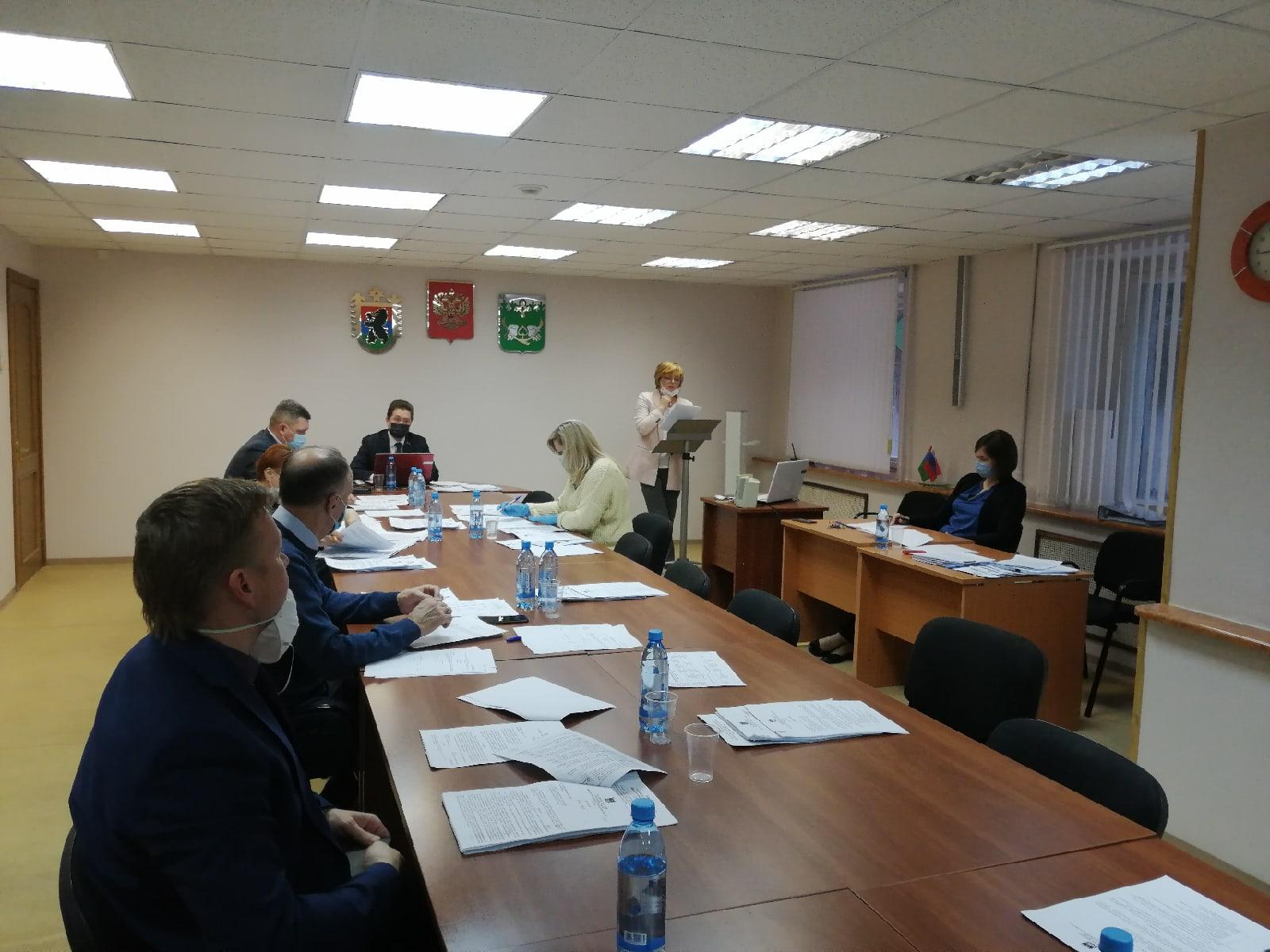 депутаты сессия Костомукша