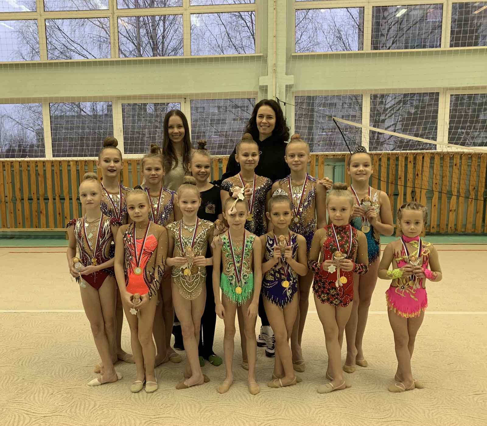 Костомукша секция гимнастика дети