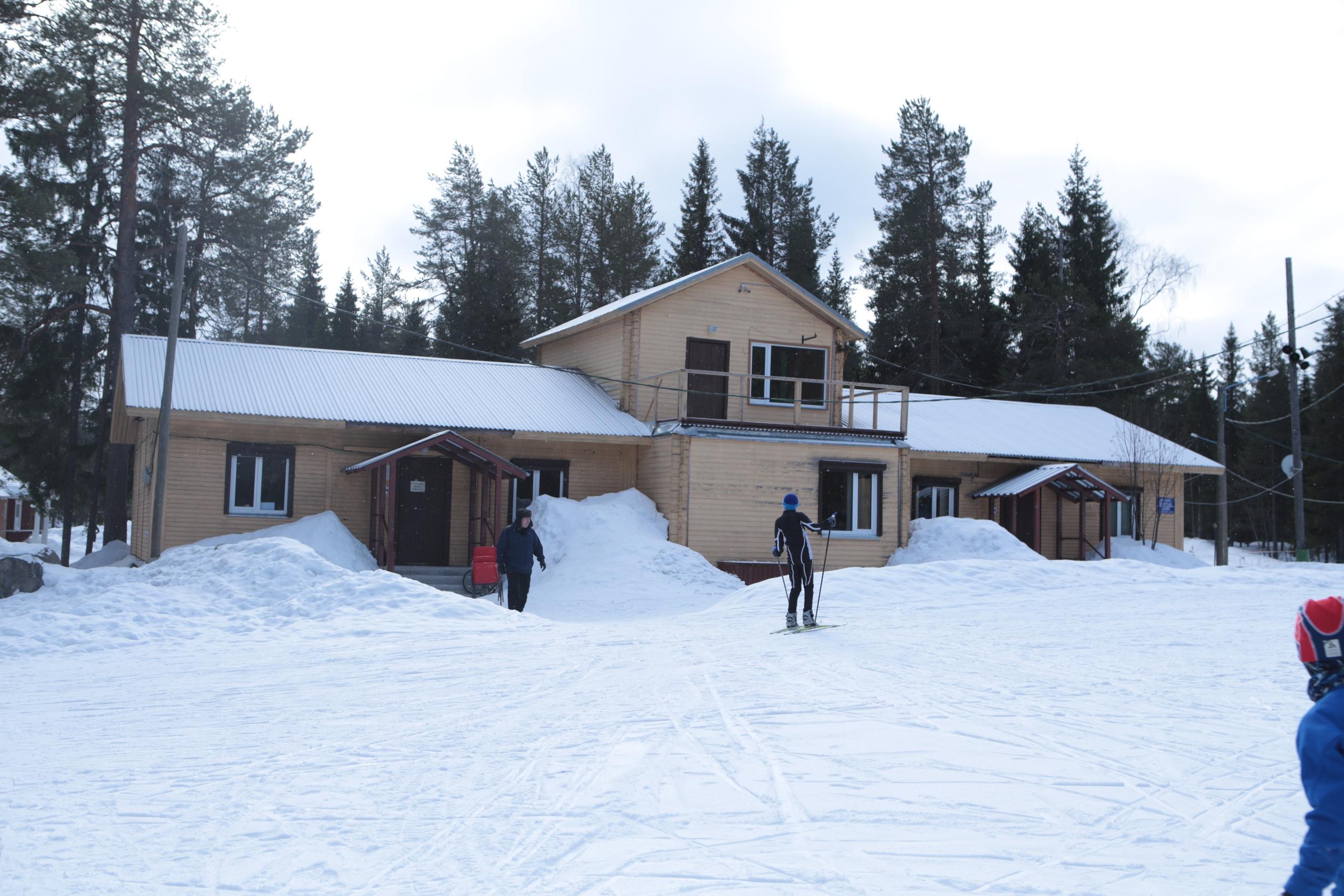 Костомукша спорт секция лыжи ДЮСШ 1