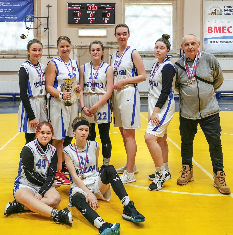 Костомукша спорт баскетбол чемпионат