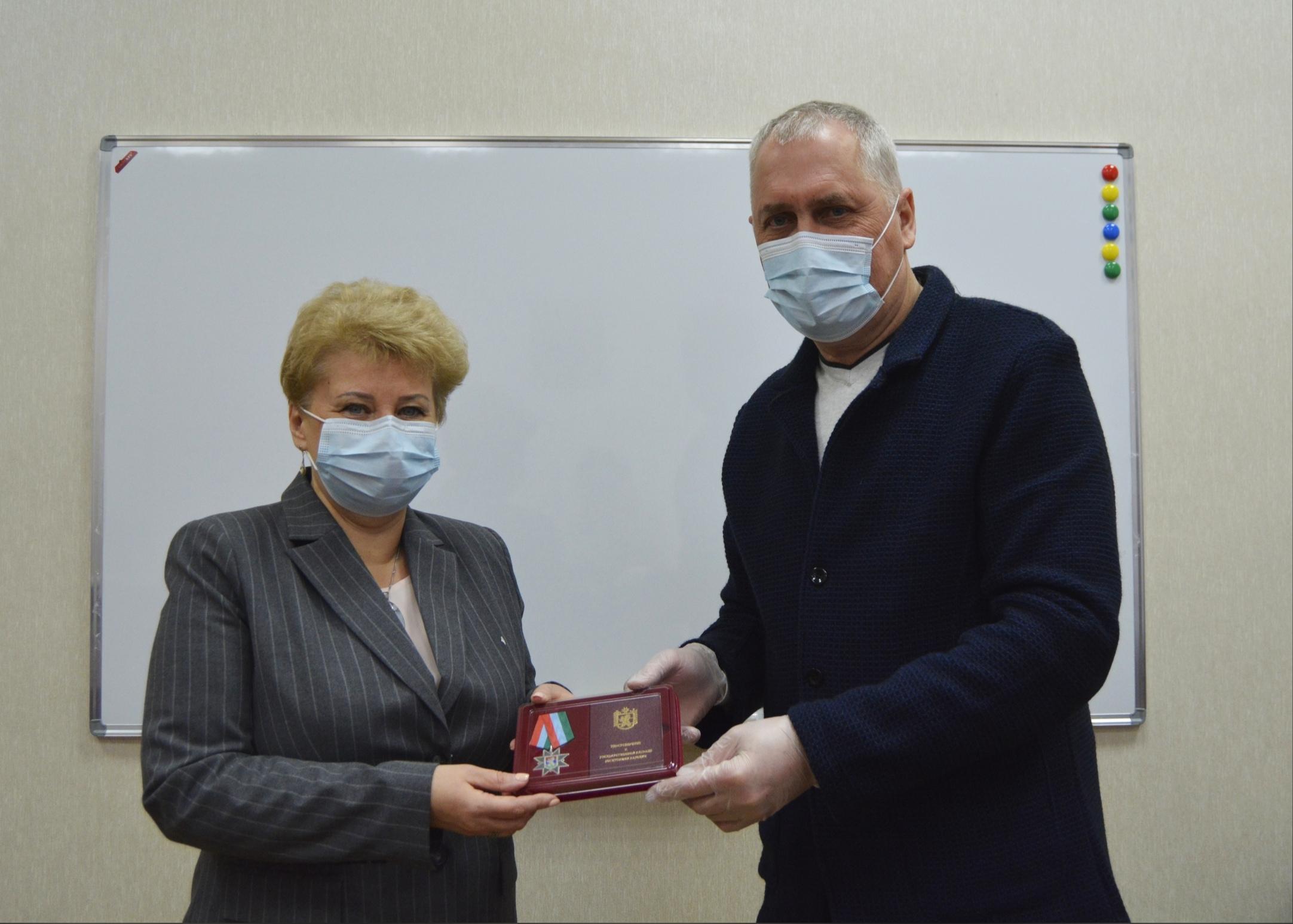 Костомукша глава администрации Анна Бендикова
