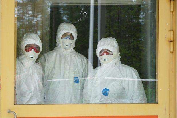 Костомукша коронавирус больница