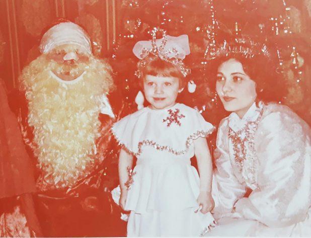 Костомукша дед мороз история новый год