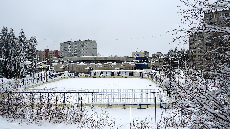 газпромовская площадка, Костомукша
