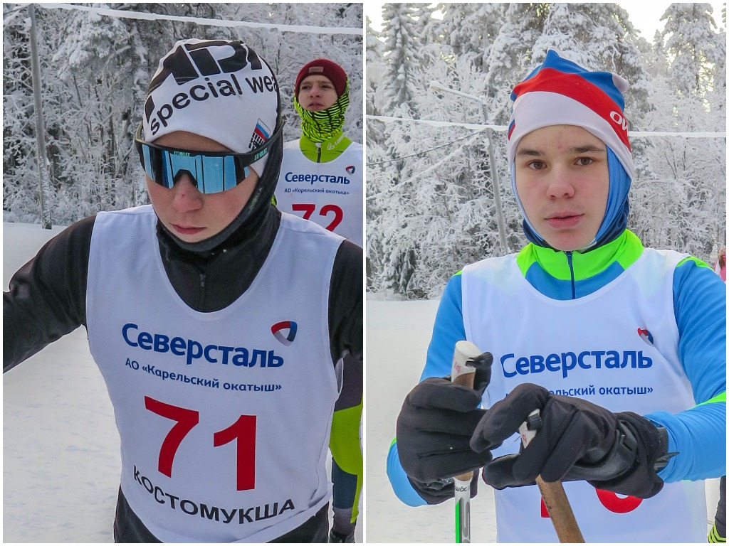 Костомукша спорт лыжи секция