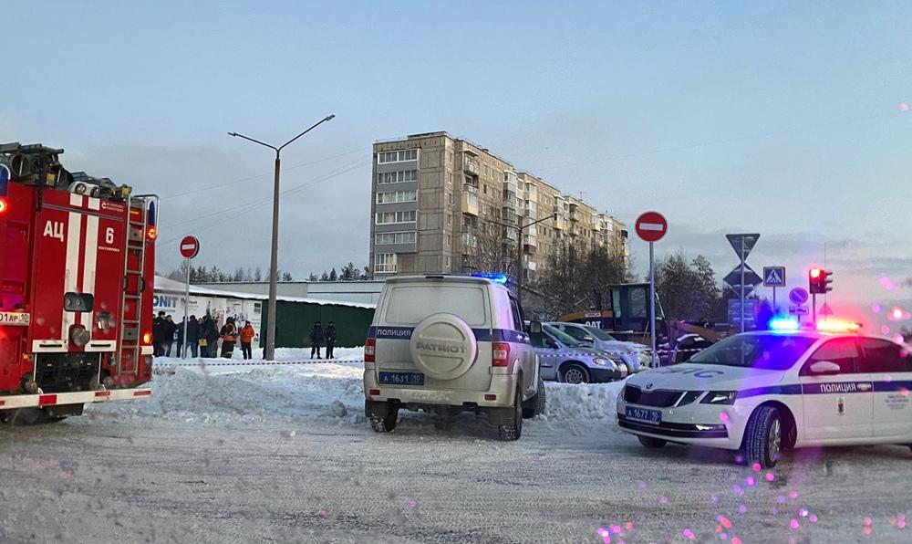 Костомукша - ДТП - погиб ребенок