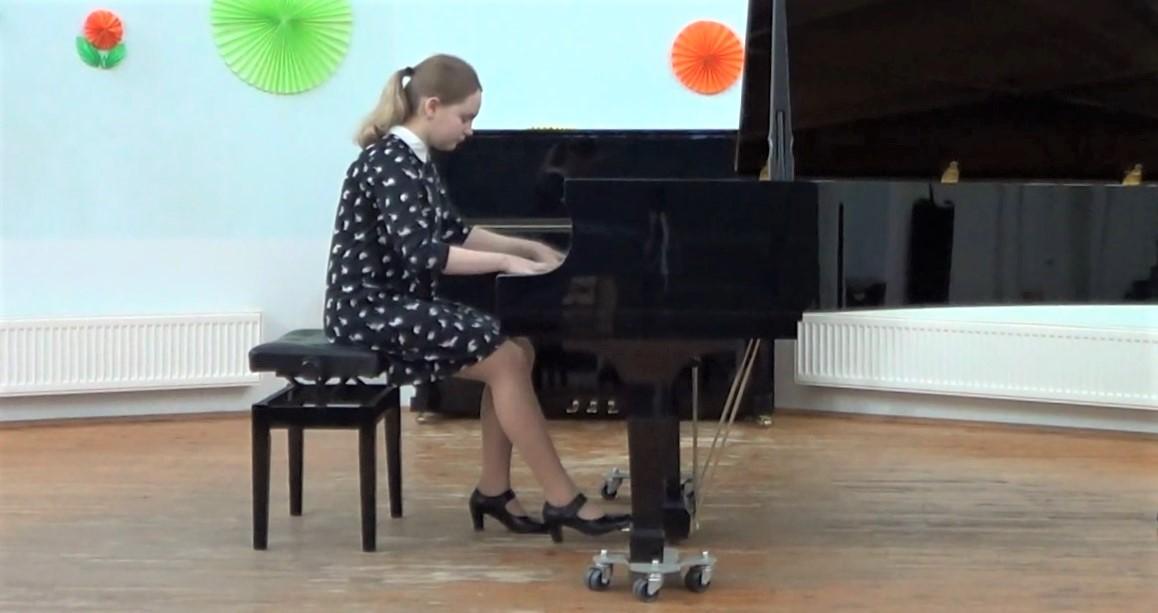 Фото: видео с ДМШ