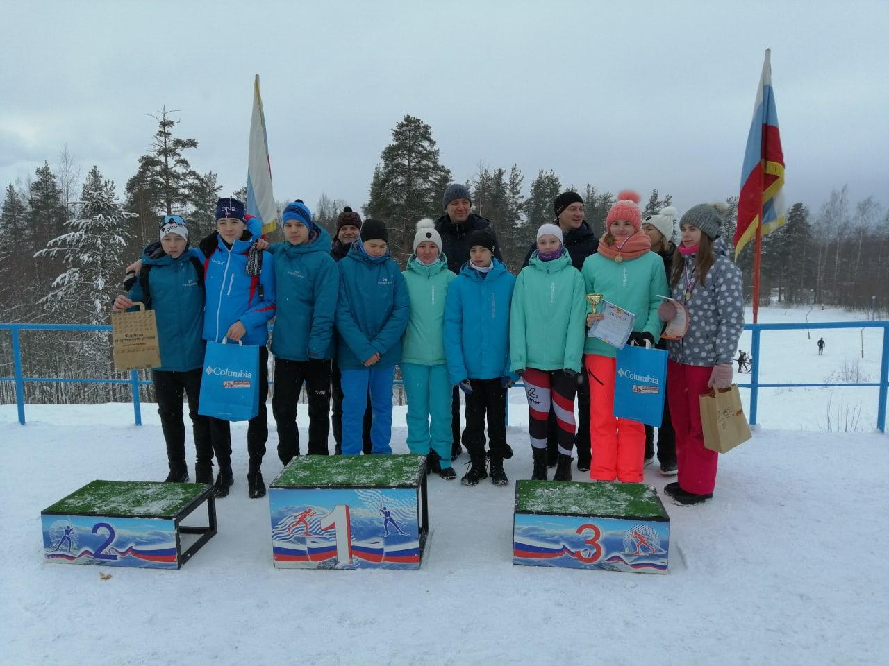 Костомукша лыжный спорт спортсмены