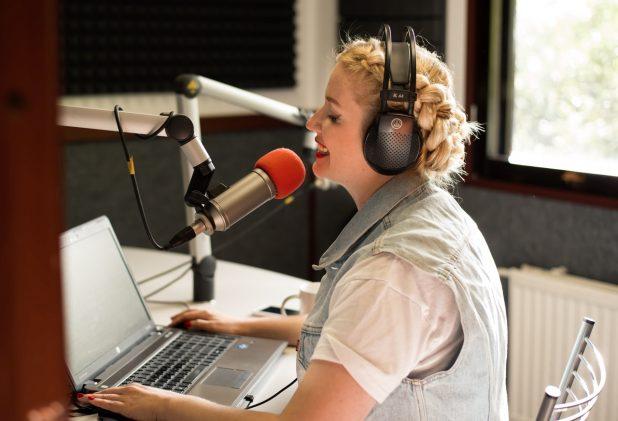 радио Елена Хмелевская