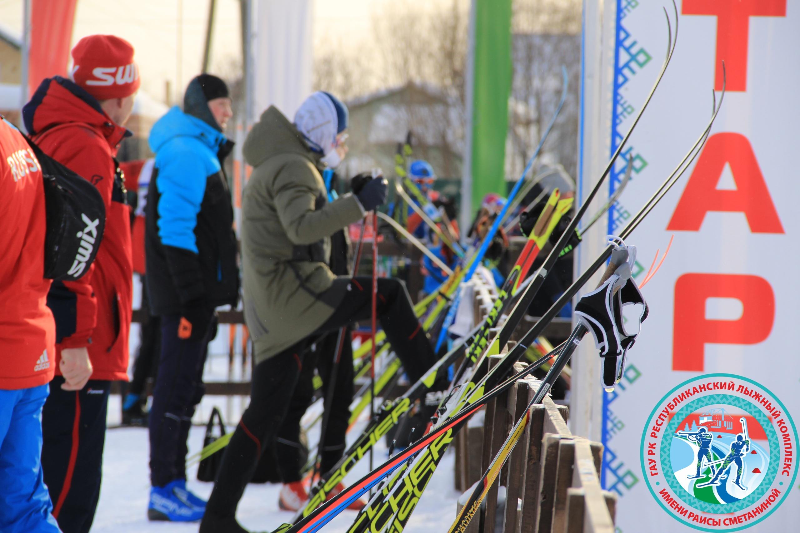 Фото: Лыжный комплекс имени Раисы Сметаниной