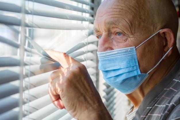 коронавирус пожилой