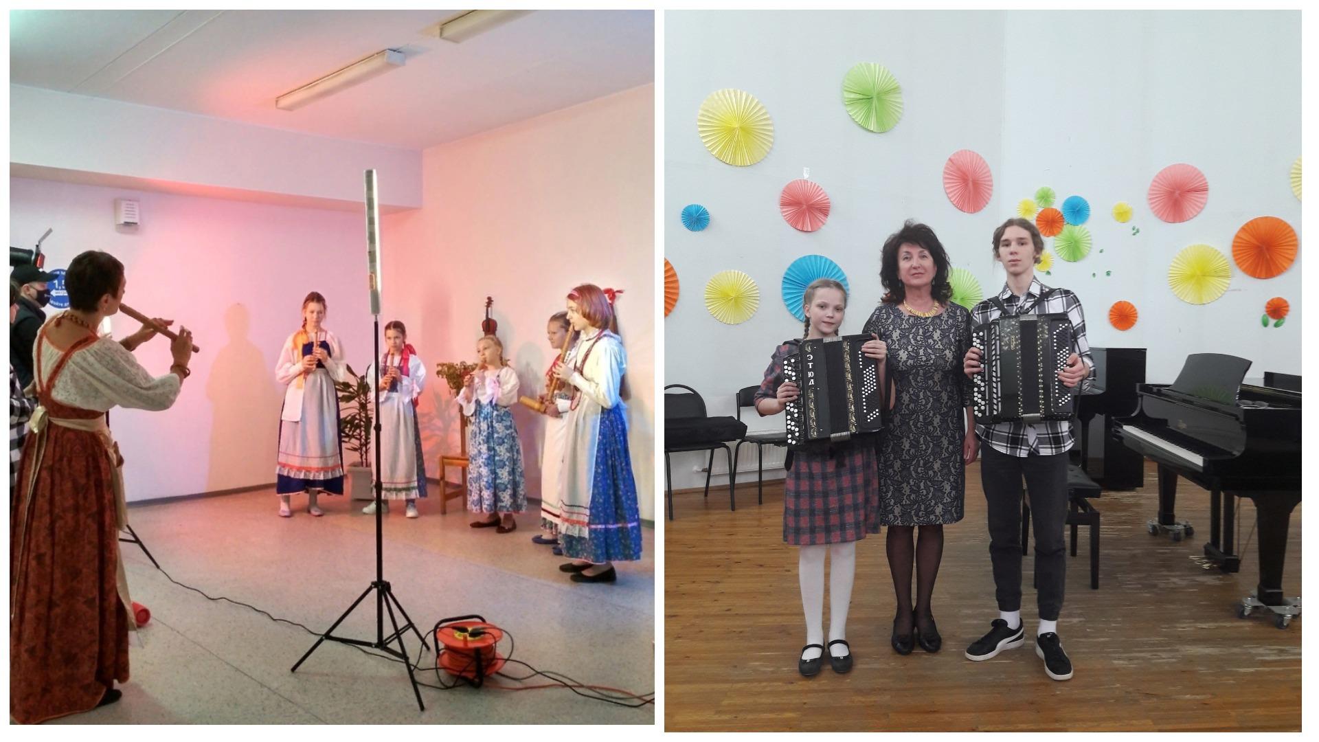 Костомукша детская музыкальная школа конкурс