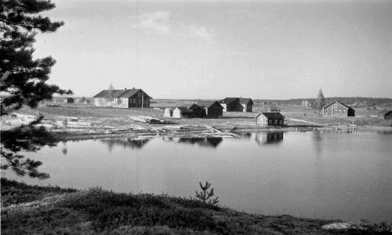 Костомукша озеро Каменное