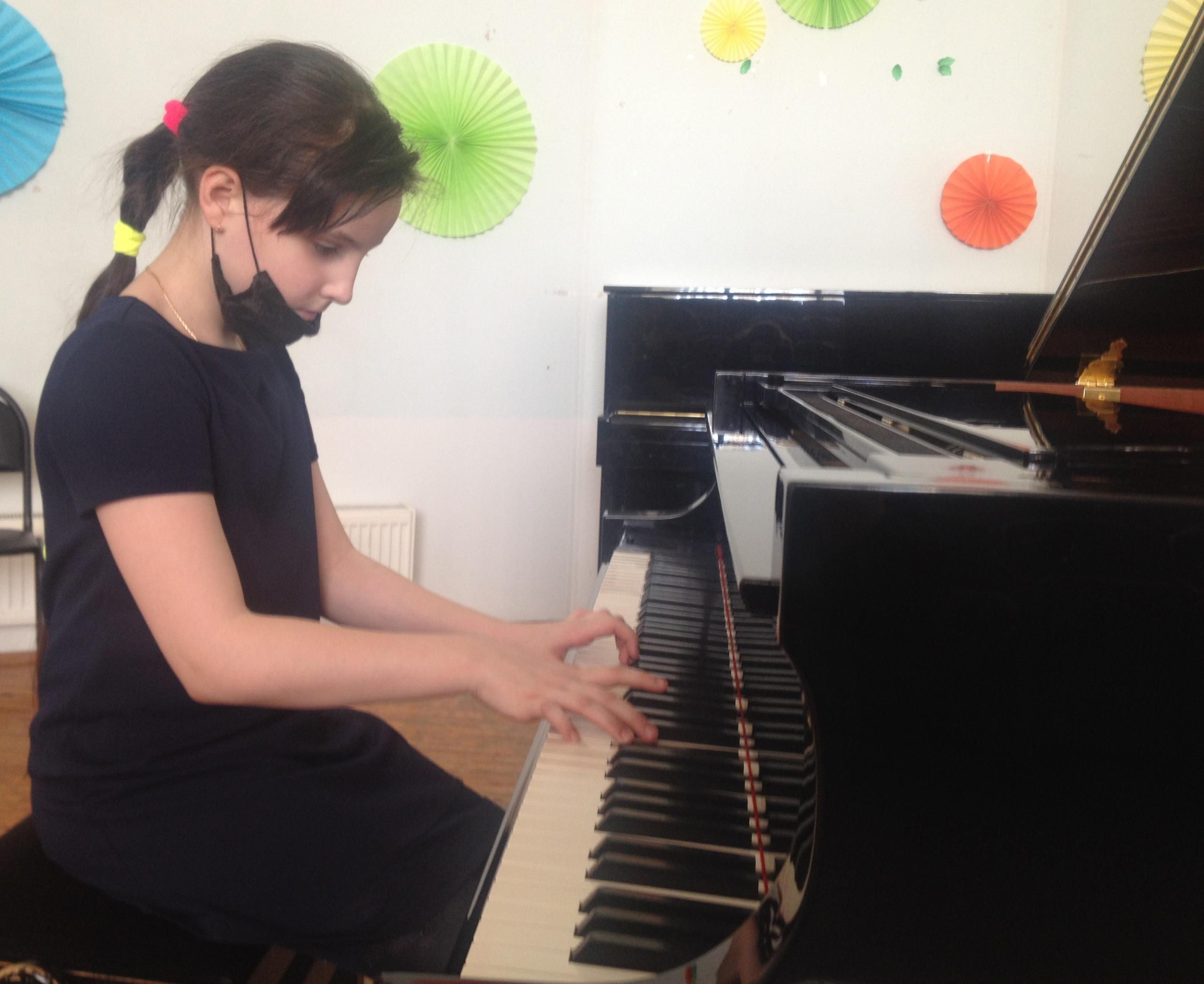 Костомукша музыкальная школа фортепиано музыка концерт