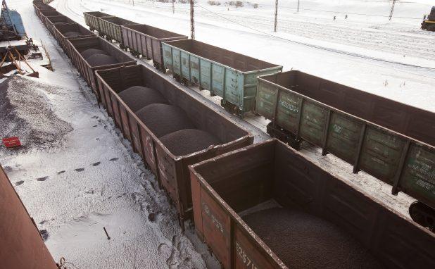 Костомукша Карельский окатыш ГОК Северсталь комбинат железная руда