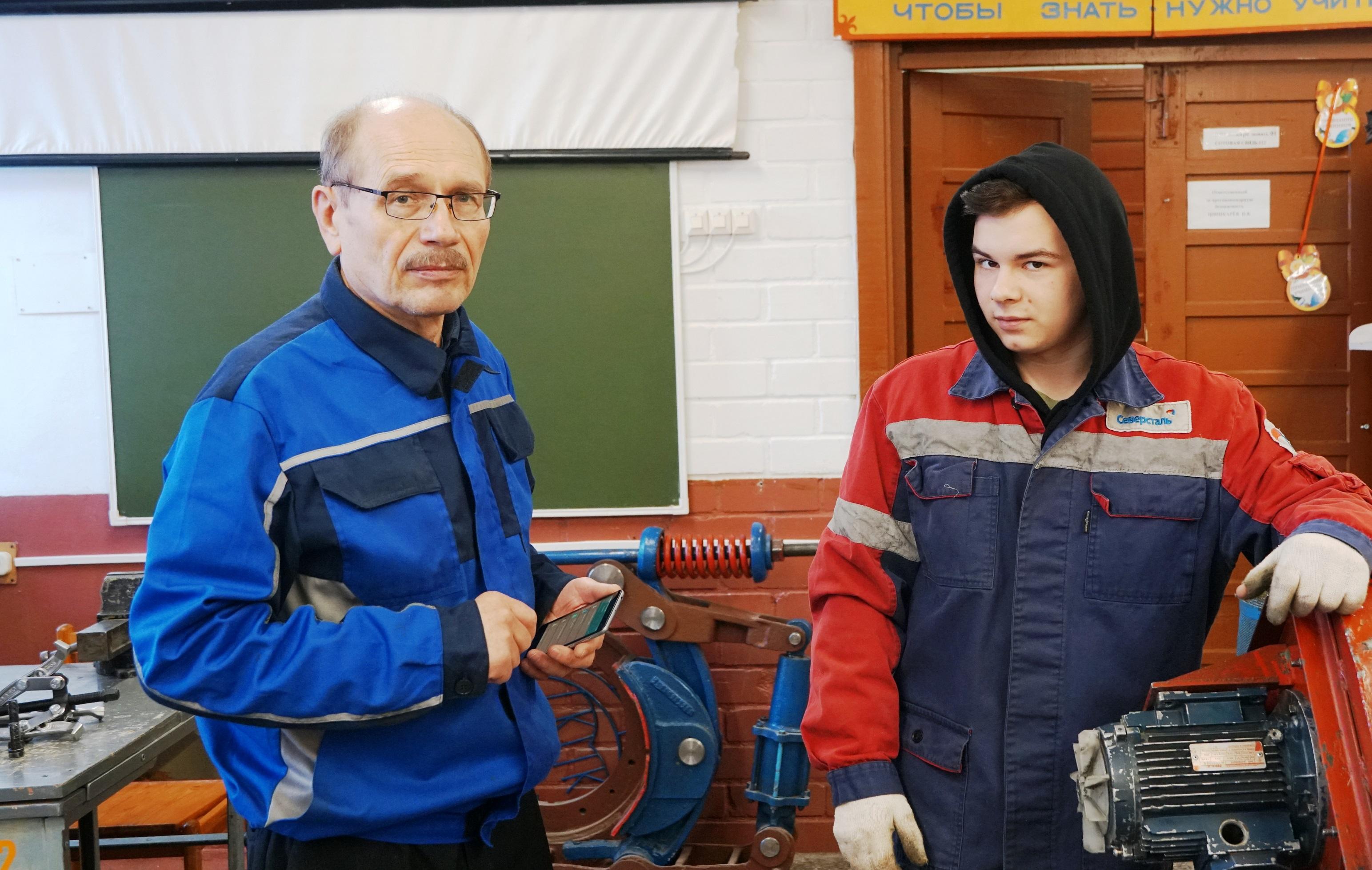 Николай Васильевич Шишкарев, Костомукшский политехнический колледж