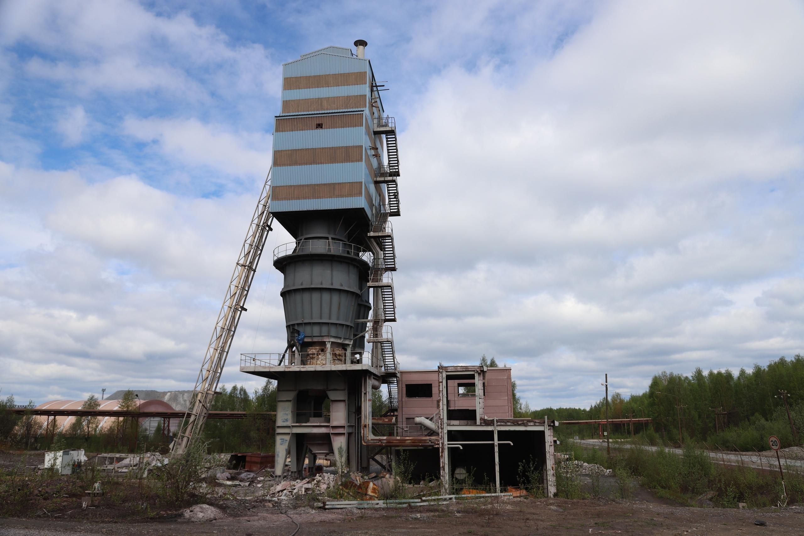 Костомукша, Карельский окатыш, Северсталь, комбинат, ГОК, железная руда