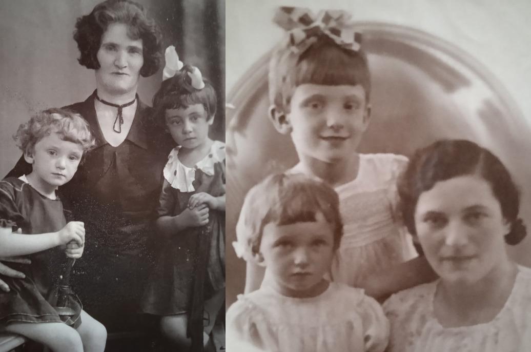 Фото из архива семьи Мазановых